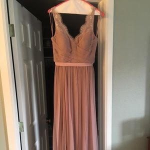 BHLDN Bridesmaids Dress, Fleur